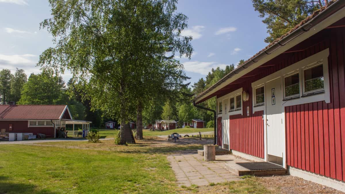 Kapellskärs Camping Tältplats