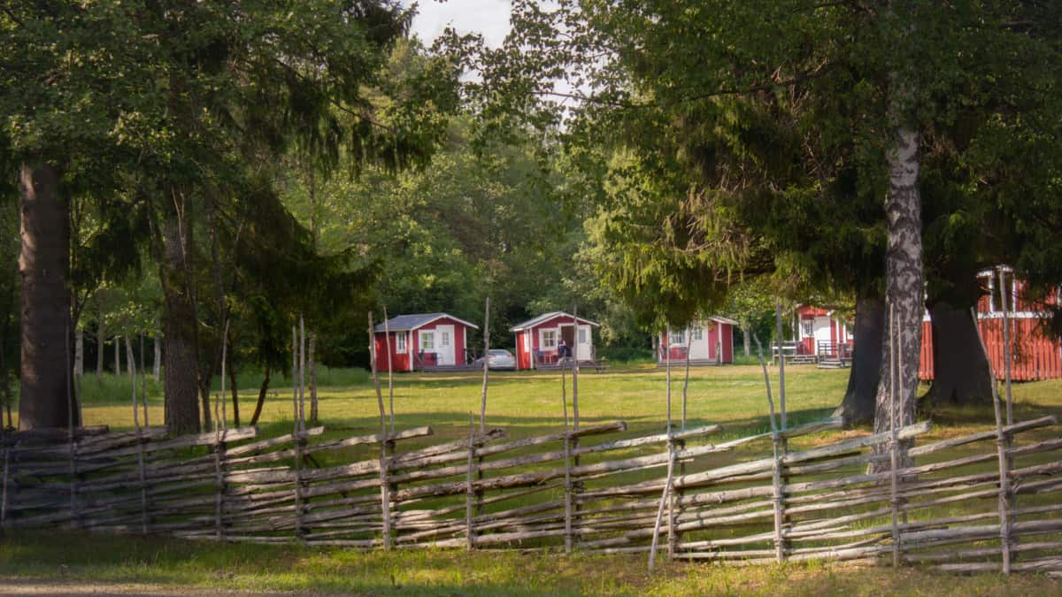 Kapellskärscamping Campingstugor